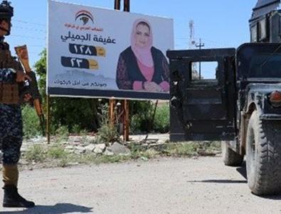 'Kerkük'teki seçim büroları silahlı kuşatma altında' iddiası
