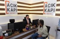 BÜROKRASI - Kilis'te 'Açık Kapı' Projesi Başladı