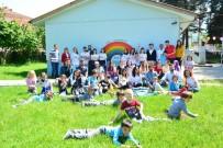 KİTAP OKUMA - Köy Akademisi Güneş Etkinliği Yapıldı