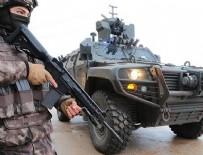 UÇAKSAVAR - Mardin'de iki terörist etkisiz hale getirildi