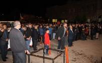 Mardin'de Vatandaşlar Teravih Namazını Kılıp Kudüs İçin Dua Etti