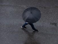 GÖLLER - Meteoroloji'den sağanak yağmur uyarısı!