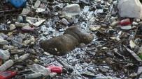 BARAJ KAPAKLARI - Muratlı Baraj Gölü'nde Bir Erkek Cesedi Bulundu