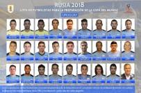 FERNANDO MUSLERA - Muslera, Dünya Kupası kadrosunda