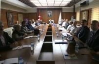 İLHAMI AKTAŞ - Nevşehir'de Seçim Güvenliği Toplantısı Yapıldı