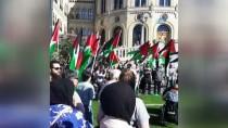 NORVEÇ - Norveç'te İsrail Karşıtı Gösterisi