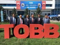 TİCARET ODASI - NTO Başkanı Nuri Arslan, TOBB Ticaret Odaları Konseyine Seçildi