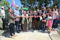 SOSYAL DEMOKRAT - Odunpazarı Belediyesi'nden Akçakaya'ya Yeni Park