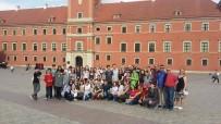 ERASMUS - Öğrenciler Polonya'da Karakucak Güreşinin Tanıtımını Yaptılar