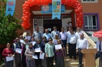 MEHMETLI - Okuryazarlık Kursunu Bitiren 62 Kişiye Sertifika