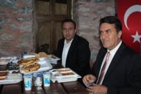 SOMUNCU BABA - Osmangazi'den 600 Yıllık Tarihi Mekanda İftar