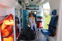 OTIZM - Otizmli İkbal'in Ambulansla Gezme Hayali Gerçek Oldu