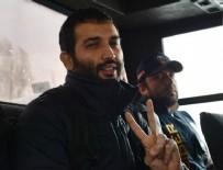 AHMET HAKAN COŞKUN - Barış Atay gözaltına alındı