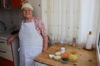 YOUTUBE - (Özel) 77'Lik 'Youtuber' Saniye Anneden İftar Menüsü