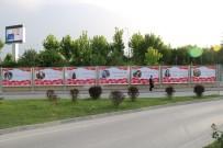 MATEMATIK - (Özel) Kastamonu'da Reklam Panoları Görenleri Şaşırttı