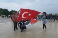 BATI ŞERİA - Paris'te İsrail Karşıtı Protesto