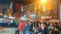 SELAHATTIN EYYUBI - Pendik'te Kudüs Protestosu