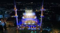 ENERJİ TASARRUFU - Reşadiye Camii Mahya İle Süslendi