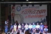 DURASıLLı - Salihli'de Geleneksel Ramazan Etkinlikleri Başlıyor