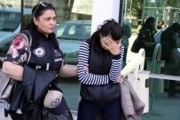 ELEKTRONİK KELEPÇE - Samsun'da FETÖ Soruşturmasında 1 Kişi Tutuklanırken, 1 Kişiye İse Ev Hapsi Verildi