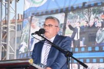 KADİR ALBAYRAK - Saray Kültür Merkezinin Temeli Atıldı