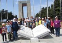 MAZLUM - Saruhanlı Belediyesinden Öğrencilere Çanakkale Gezisi