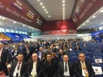 MAHMUT ÖZGENER - Serdar Akdoğan Yeniden TOBB Ticaret Odaları Konseyi'ne Seçildi