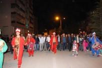 Seydişehir'de Kültür-Sanat Etkinlikleri Kortej Yürüyüşü İle Başladı