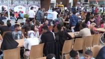 Siirt Belediyesi Bin 500 Kişiyi İftarda Buluşturdu