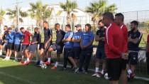 ANTALYASPOR - 'Son Maçta Ligde Kalmanın Keyfini Çıkaracağız'