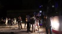 MUHALİFLER - Suriye'nin Humus İlinden Tahliyelerde Sayı 30 Bini Aştı