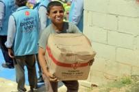 AFRİN - Suriye'ye Ramazan Yardımı