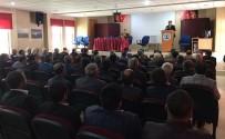 MEHMET ALİ ÖZKAN - Tatvan'da 'Muhtarlar' Toplantısı