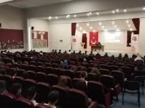 SÜLEYMAN ÇAKıR - Tecrübelerini Öğrencilere Aktarıyorlar