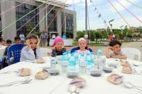 AHMET HAŞIM BALTACı - Tekne Orucu Tutan Çocuklar İlk İftarını Yaptı