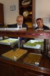 KADAYıF - TESK Başkanı Palandöken Açıklaması 'Merdiven Altı Tatlılara Dikkat Edilmeli'