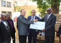 GAMBIYA - TİKA'dan Gambiya Yüksek Yargısına Bilişim Desteği