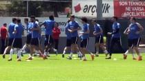 UĞUR DEMİROK - Trabzonspor, Kardemir Karabükspor Maçı Hazırlıklarını Sürdürdü