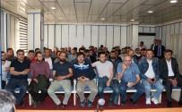 AHMET DEMIRCI - TTK, Harici Servis Çalışanı İşçiler Taleplerini İletip Bilgi Aldı
