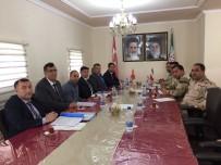 SINIR GÜVENLİĞİ - Türkiye İle İran Arasında Sınır Güvenliği Toplantısı