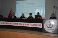 İLETIŞIM - Van'da 'Acil Servislerde Etkili İletişim' Eğitimi