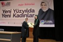 KÜRESELLEŞME - Yazar Ayşe Böhürler Konuşmacı Olarak Katıldı