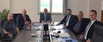 MOBİLYA - Yenice OSB'de Yeni  Yönetim Oluşturuldu