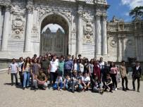 DOLMABAHÇE SARAYı - Yozgat Çözüm Koleji Öğrencileri İstanbul'u Gezdi