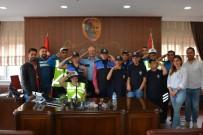 ENGELLİ ÖĞRENCİ - Yozgat'ta Engelli Öğrenciler 1 Günlüğüne Polis Oldu