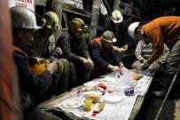 KILIMLI - Zonguldak'ta Yerin 200 Metre Altında İlk Sahur