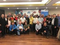 ARNAVUTLUK - 19'Uncu Balkan Dağcılar Birliği Genel Kurulu Bursa'da Düzenlendi.