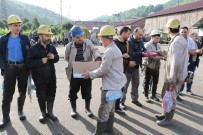 GRIZU PATLAMASı - 30 İşçinin Öldüğü Maden Faciasının 8. Yıl Dönümü