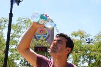 ABDULLAH ÖZTÜRK - Adana'da Termometreler 41 Dereceyi Gösterdi