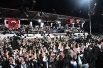 FEN EDEBİYAT FAKÜLTESİ - Adıyaman Üniversitesinin 13. Mezuniyet Töreni Yapıldı